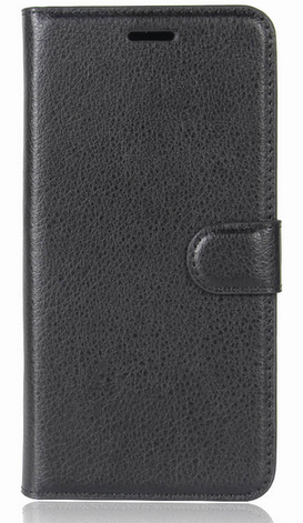 Чехол-книжка для Sony Xperia XZ1 F8342 F8341 черный, фото 2