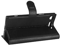 Чехол-книжка для Sony Xperia XZ1 F8342 F8341 черный, фото 3
