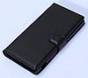 Кожаный чехол-книжка для Sony Xperia Z4 , Z3+ E6533, E6553 черный, фото 2