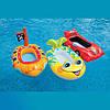 Детский надувной плотик intex 59380 Любимый транспорт ( 102х66 см.)
