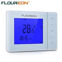 Терморегулятор сенсорный для теплого пола Floureon hy01we.