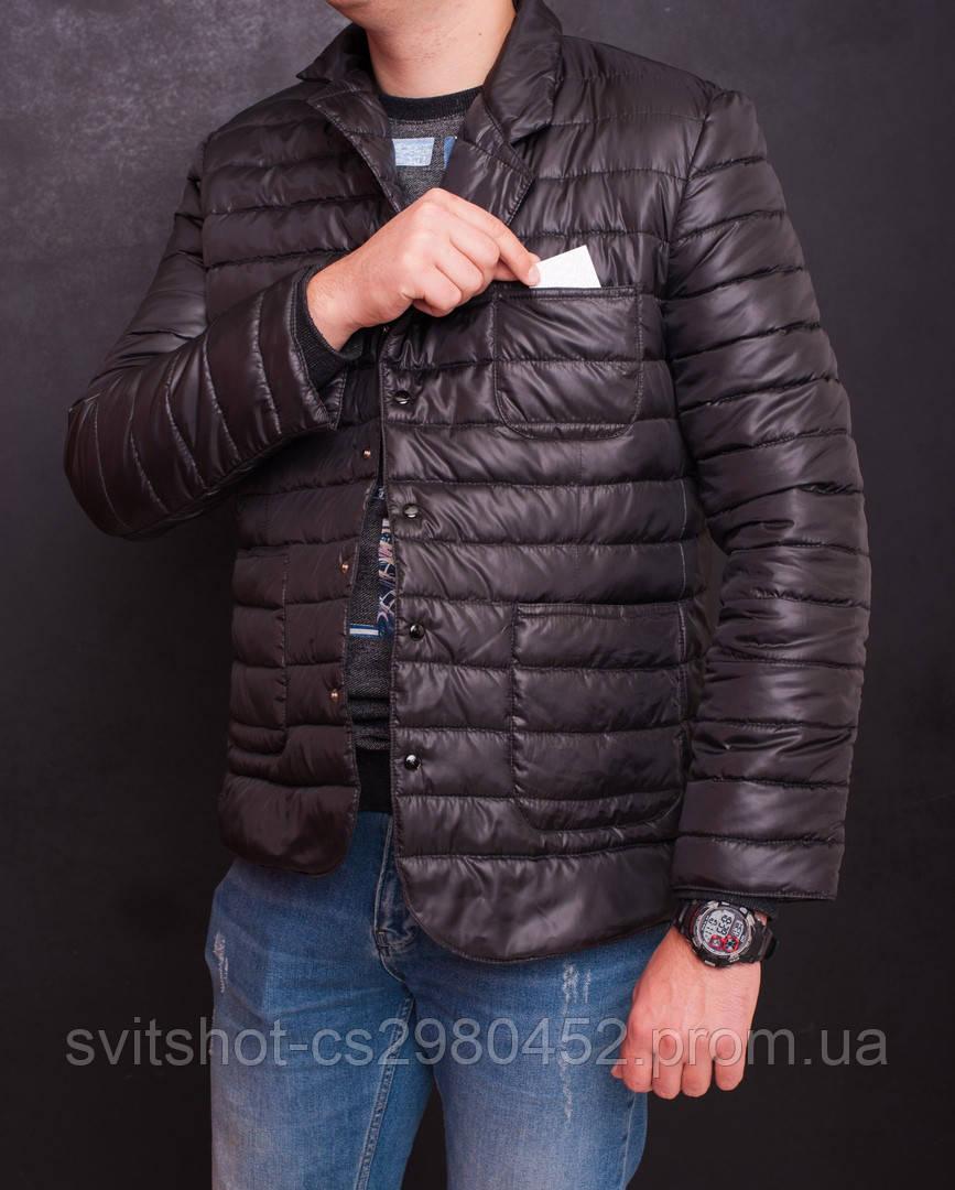 Классическая куртка-пиджак