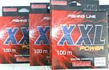 Рибальська волосінь BratFishing XXL Power, 0,30 мм, 100 м., фото 3