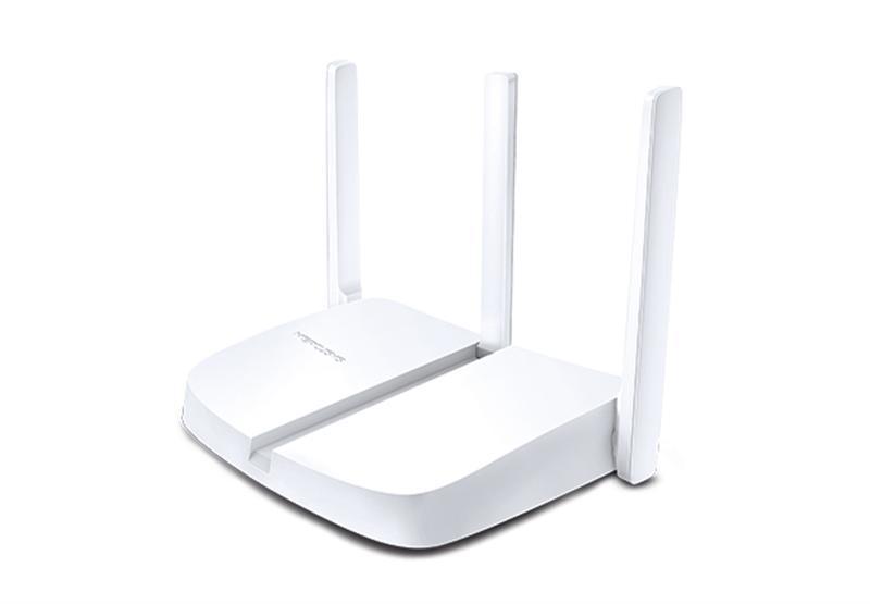 Беспроводной маршрутизатор Mercusys MW305R v2 (N300, 1*FE Wan , 3*FE LAN , 3 антенны)