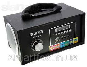 Колонка с радио ATLANFA AT-8975, фото 2