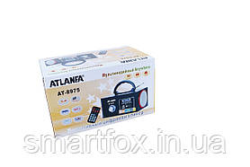 Колонка с радио ATLANFA AT-8975, фото 3