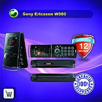 Оригинальный телефон Sony Ericsson W980