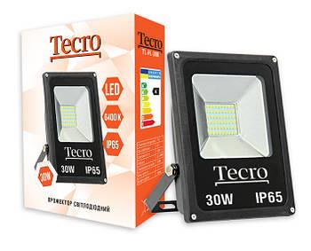 Светодиодный прожектор Tecro TL-FL-30B 30W 6400K