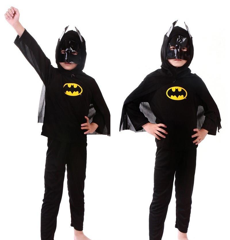 Детский карнавальный костюм Бэтмен  размер   M - с 3 - 6 лет  СКЛАД