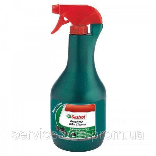 Очиститель CASTROL GREENTEC BIKE CLEANER 1 л (MZ-GTECBK-6X1 Л)
