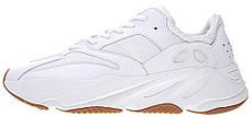 Мужские кроссовки AD Yeezy Boost 700 White, А-д изи буст . ТОП Реплика ААА класса., фото 2