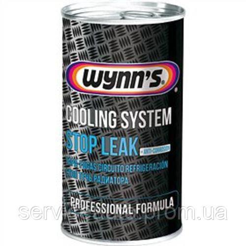 Герметик для радиатора автомобиля WYNNS COOLING SYSTEM STOP LEAK 3 (WY