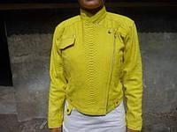 Куртка із пітона / Куртка из питона 0626