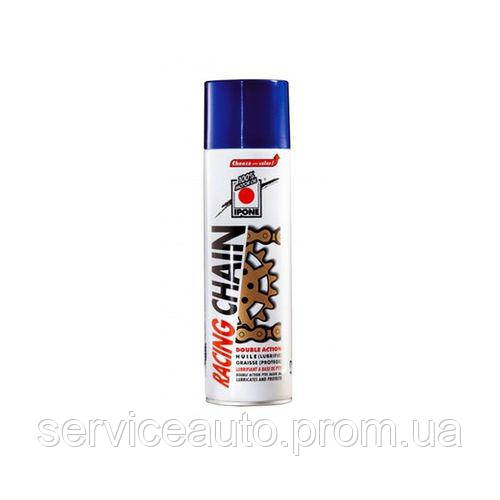 Смазка для цепи IPONE Spray Racing Chain Bleu 500 мл