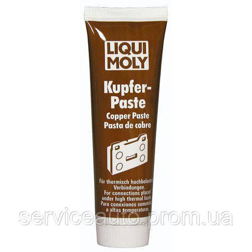 Медная паста Liqui Moly Kupfer-Paste 100мл (Lic7579)