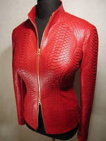 Куртка зі справжньої шкіри / Куртка из натуральной кожи 0629