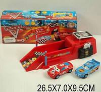 Набор машин инерционных Тачки в коробке 27х10см 767-189А