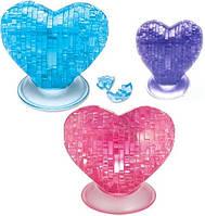 Пазлы 3D - кристалл Сердце 9002