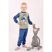 Пижама детская для мальчика Модный карапуз 03-00540-1