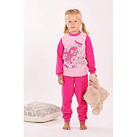 Пижама детская для девочки Модный карапуз 03-00540-2