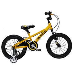 "Велосипед RoyalBaby Bull Dozer 16\"", жёлтый"