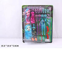 Кукла Monster High 2шт. на планшетке 35х28х5см OLT2870А-1