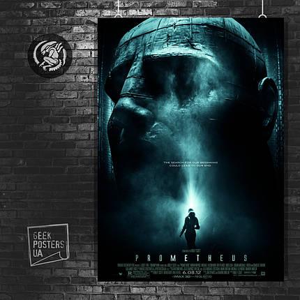 Постер Прометей / Prometeus (2012), Чужие, Aliens. Размер 60x42см (A2). Глянцевая бумага, фото 2
