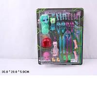 Кукла Monster High 2шт на планшетке 35х28х5см OLT2870А-2