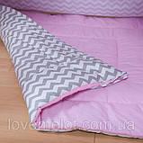 Дитячий намет + килимок + 1 подушка, вігвам для дітей, курінь для діток, намет для дітей, фото 4