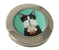 Держатель для сумки Кот со стаканом 163-43917073