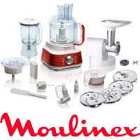 Запчастини для комбайну Moulinex