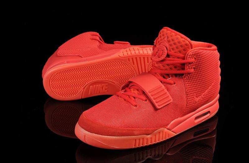 a043ef71 Кроссовки Nike Air Yeezy Red October, цена 1 579 грн., купить в ...