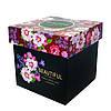 Цветочные коробки с крышкой