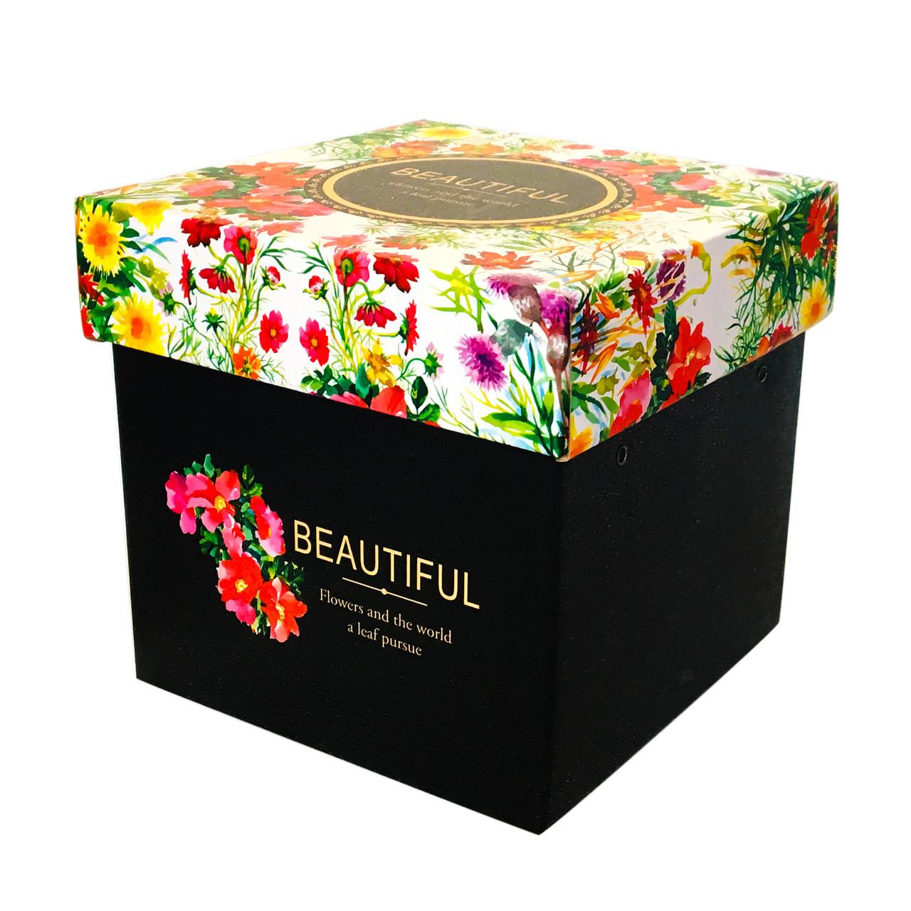 Коробка для цветов 15 х 16 см