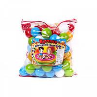 """Іграшка """"Набір кульок для сухих басейнів ТехноК"""", арт.4548"""
