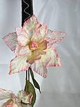 Ветка из фатина 3  цветка, фото 5