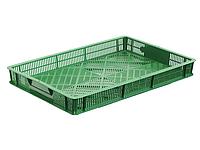 Ящик пластиковий (600х400х70), фото 1