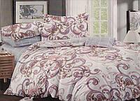 Комплект изысканного постельного белья евро-размер