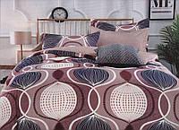 Комплект постельного белья евро-размер Абстракция