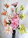 Ветка из фатина 3  цветка, фото 7