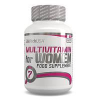 Витамины для девушек Biotech USA Multivitamin for Women (60 таб.)