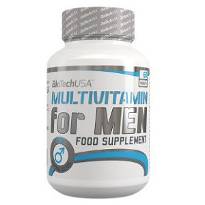 Витамины для мужчин Biotech USA Multivitamin for Men (60 таб.)