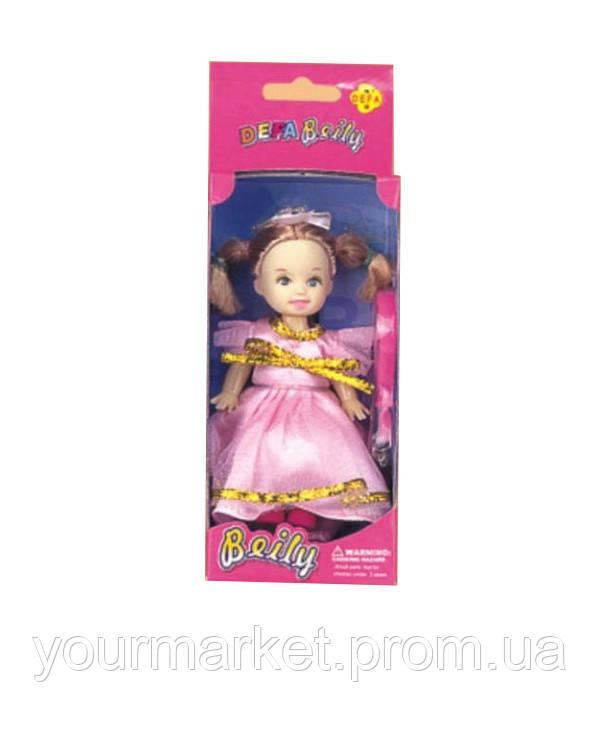 Кукла DEFA 13см 259 кор.6,5*4*18 ш.к./576/