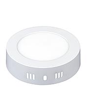 Накладной потолочный светильник Ilumia 035 ML-6-120-NW круглый