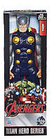Большая игрушка Тор 30СМ серии Титаны - Thor, Titans, Avengers, Hasbro