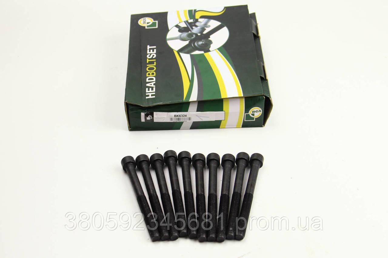 Болты головки блока Fiat Ducato 1.9 D/TD -02 (10шт.)