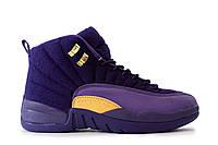 Кроссовки мужские Nike Air JORDAN 12 ( 2 цвета)  ( в стиле ) р. 41-45