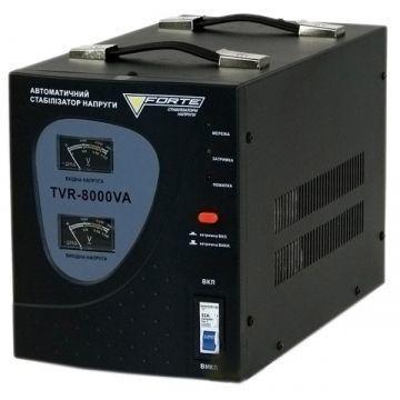 Стабилизатор напряжения Forte TVR-8000