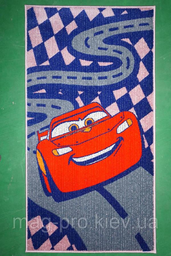 Детский ковер с машинками  Delta 8551 1