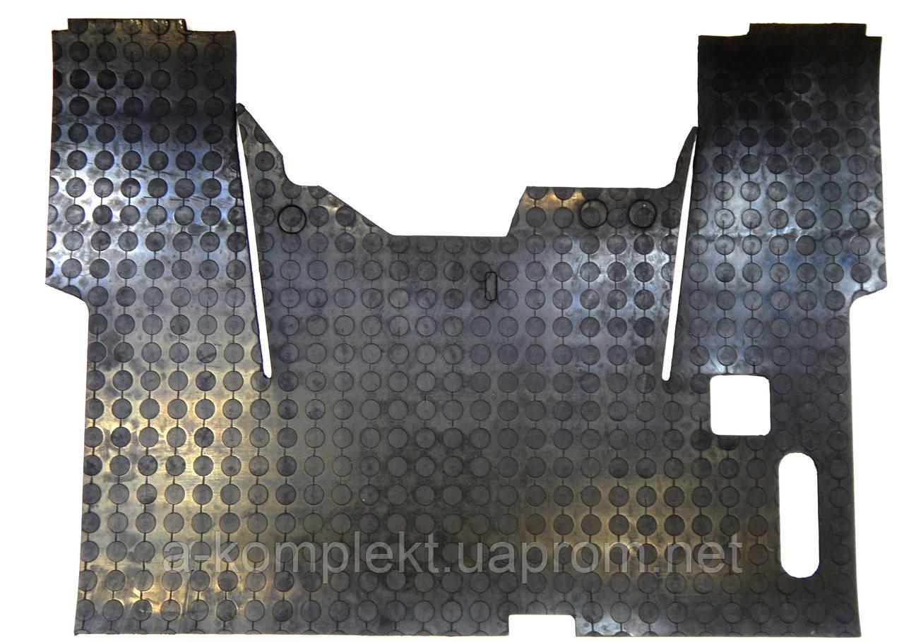 Килимок кабіни МТЗ УК комплект (80-6702332 і 80-6702333)